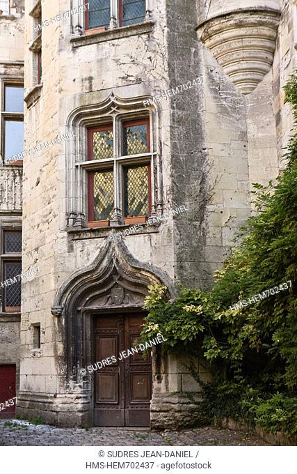 France, Dordogne, Pe rigueux, Logis Gamanson or Logis Saint Front