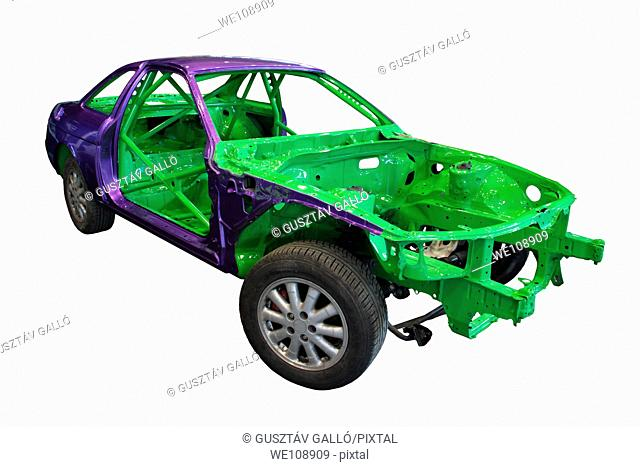 car body frame