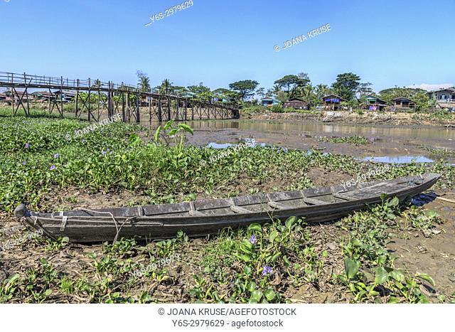 rural life in Myanmar