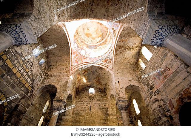 interior of St. Sophia Church, Turkey, Anatolia, Trabzon