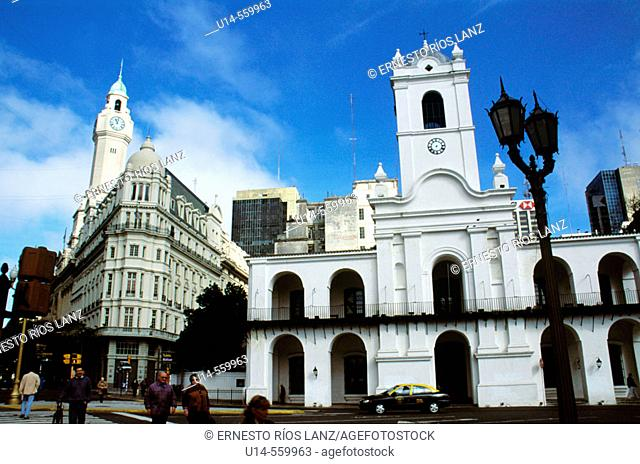 Buenos Aires Town Hall