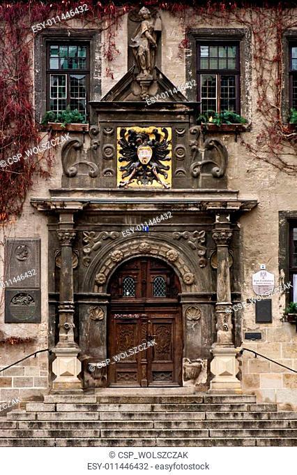 Quedlinburg old town
