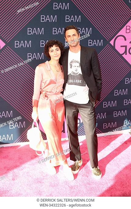 BAM Gala 2018 Held at Brooklyn Cruise Terminal Featuring: Guests Where: New York, New York, United States When: 30 May 2018 Credit: Derrick Salters/WENN