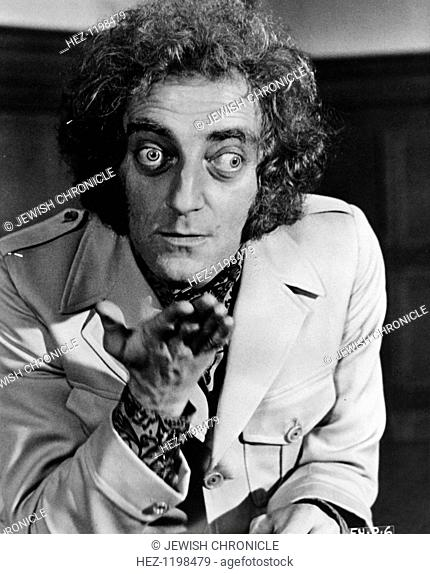 Marty Feldman (1833-1982), British actor and comedian