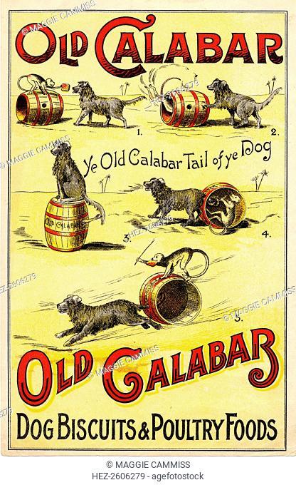 Old Calabar Dog Biscuits, c.1900