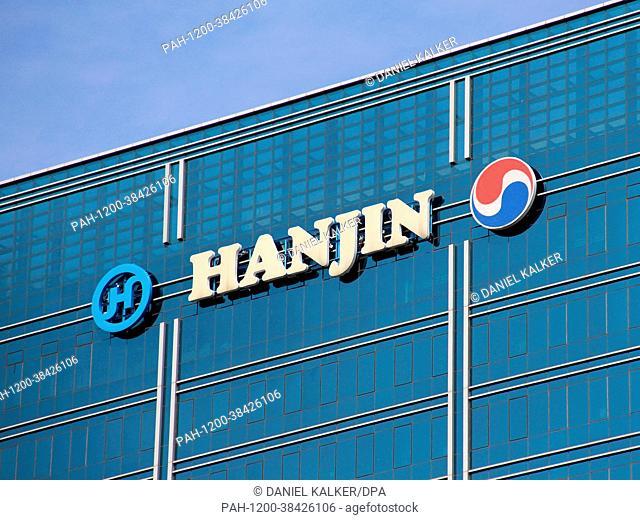 South Korea: Hanjin Group headquarters in Seoul   usage worldwide. - Seoul/Republic of Korea