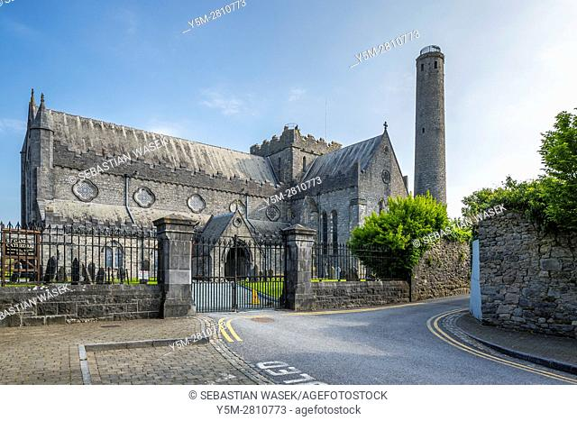 St Canice's Cathedral, Kilkenny, Leinster, Ireland, Europe
