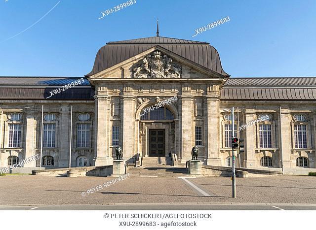 Hessische Landesmuseum Darmstadt, Hesse, Germany, Europe