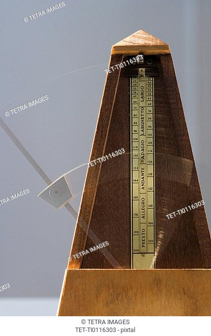 Old fashioned metronome
