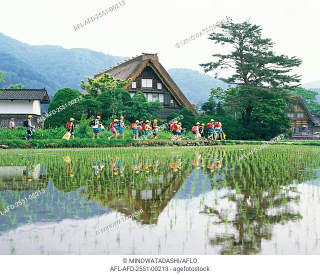Shirakawago, Gifu Prefecture