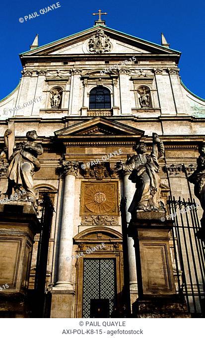 Church of St Peter & St Paul facade