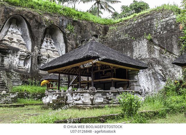 Gunung Kawi The Rocky Temple, Tampaksiring, Bali, Indonesia