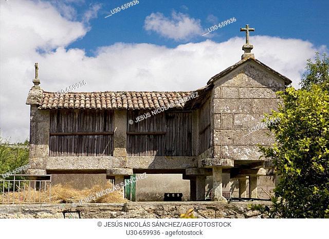 Meaño. Pontevedra, Galicia, Spain