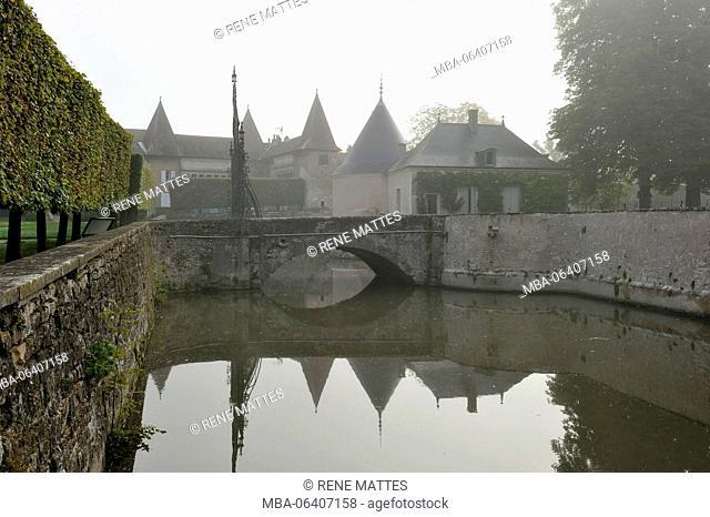 France, Meurthe et Moselle, Haroue, Haroue castle