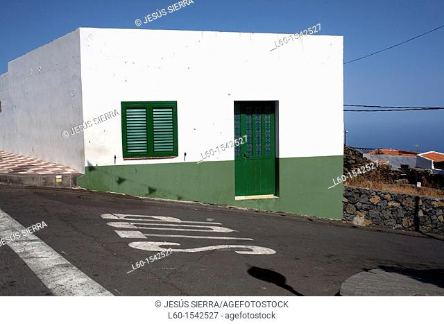 House in el Hierro, Canary Islands, Spain