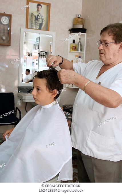Barber's shop