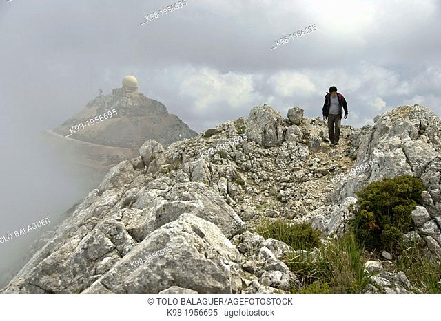Puig Major, 1436 meters Escorca Sierra de Tramuntana Majorca Balearic Islands Spain