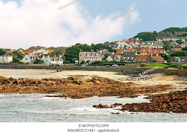 Village Perelle on Guernsey