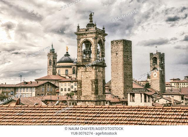 Bergamo, Italy, Europe