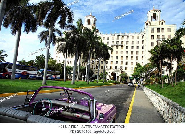Hotel National, Vedado, Havana, Cuba