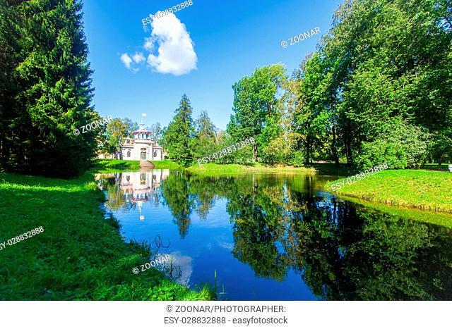 Creaking Summer House Catherine royal park