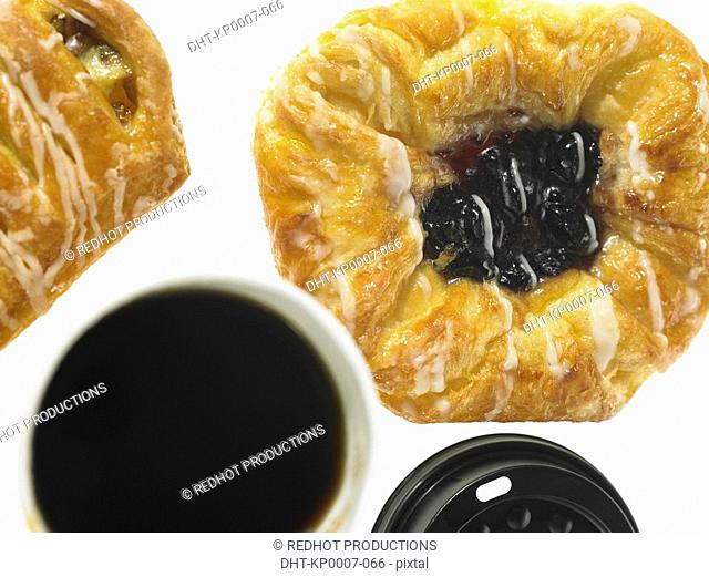Food - Coffee and Pastry
