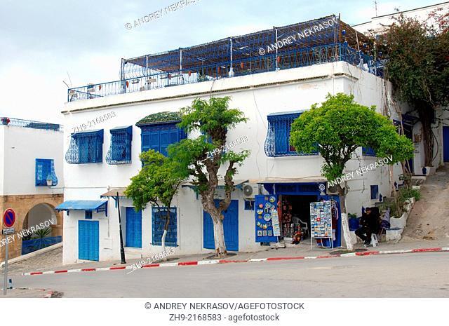 Sidi Bou Said, Tunisia, Africa