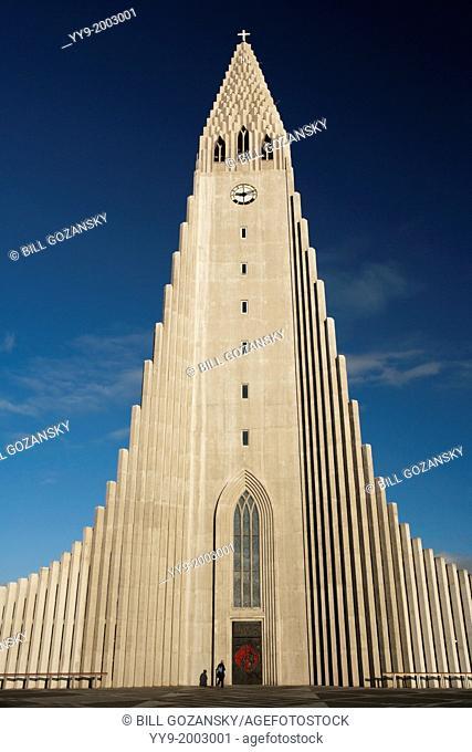 Hallgrímskirkja Church - Reykjavik, Iceland