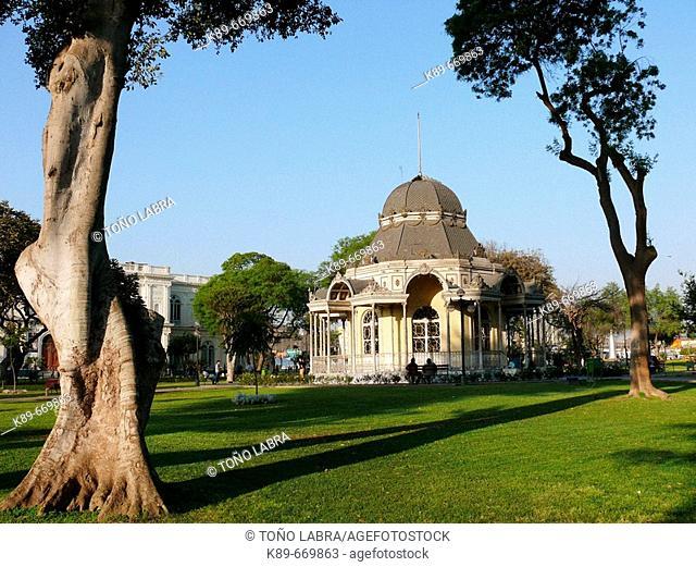 Parque de la Exposición, Lima. Perú