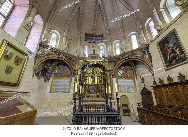 capilla de San Salvador, Catedral de la Asunción de la Virgen, Salamanca, comunidad autónoma de Castilla y León, Spain