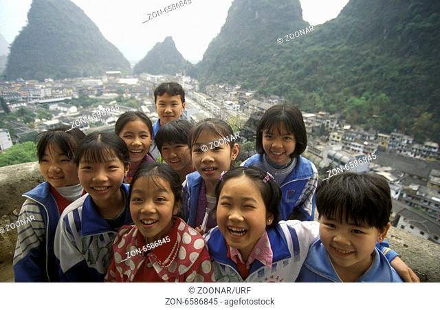 ASIA CHINA GUILIN