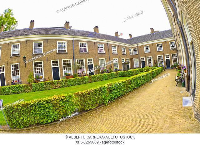 St. Catharinakerk, Begijnhof, Breda, Noord-Brabant Province, Holland, Netherlands, Europe