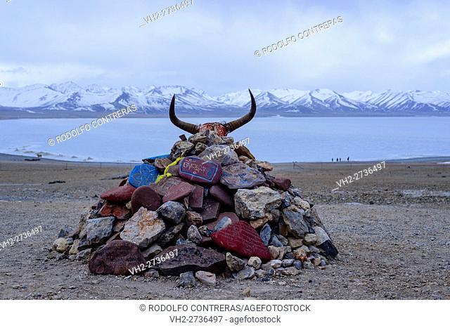 Names lake, Tibet