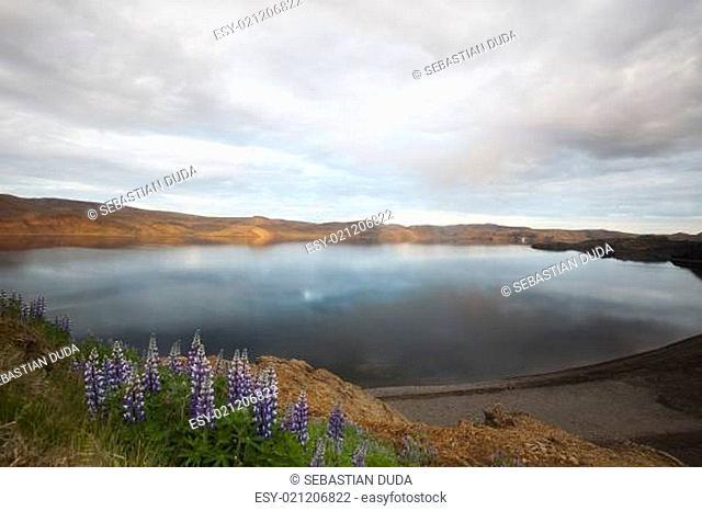 Lake iceland