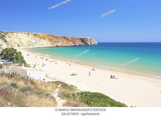 Beach, Sagres, Algarve, Portugal