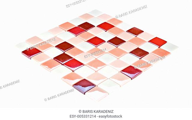 mosaic, texture, pattern