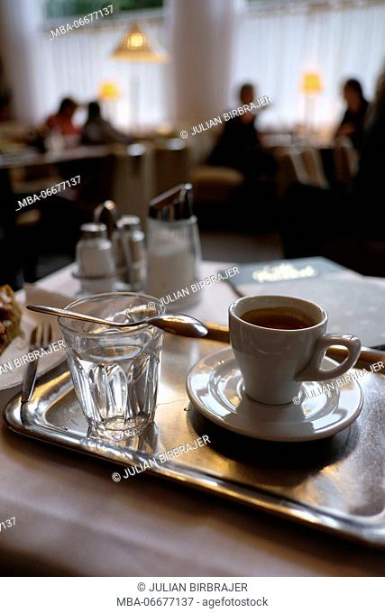 Europe, Austria, Vienna, capital, coffee