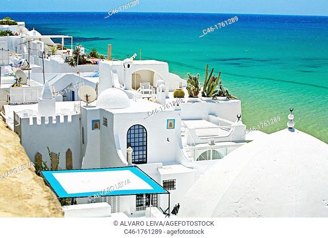 Medina, Hammamet, Tunisia
