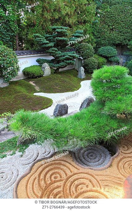 Japan, Kyoto, Tofoku-ji, Reiun-in, garden,