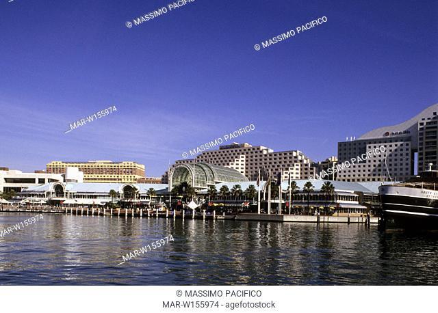 oceania, australia, sydney, darling harbour, novotel