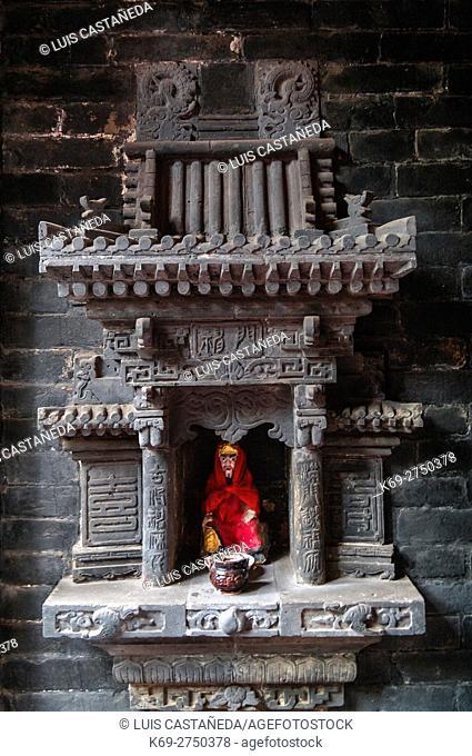 Altar. Pingyao. China