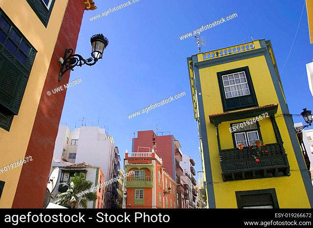 SantaCruz, Altstadt Insel LaPalma