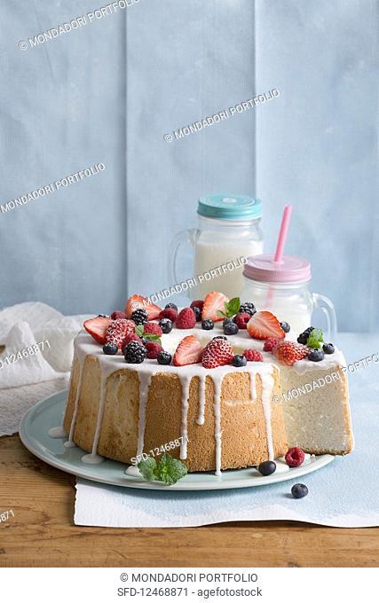 Angel Food Cake (Kentucky, USA)