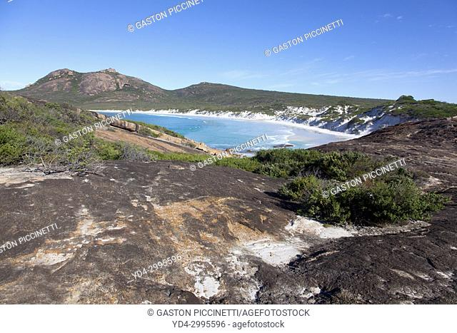 Beach in Cape Le Grand National Park, West Australia, Australia