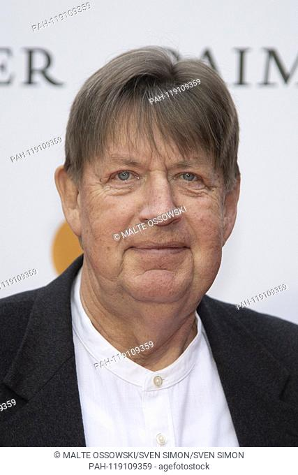 Joerg GUDZUHN, Jorg, Actor, Red Carpet, Red Carpet Show, Arrival, arrival, 54th Presentation of the Adolf Grimme Prize Adolf Grimme Award Grimme Award in Marl