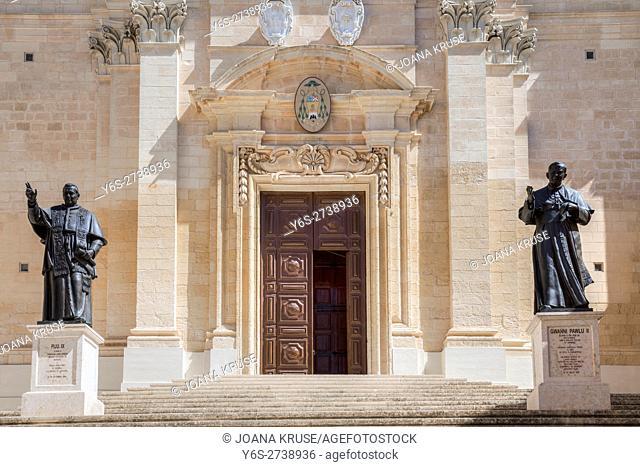 Cathedral, Cittadella, Victoria, Gozo, Malta