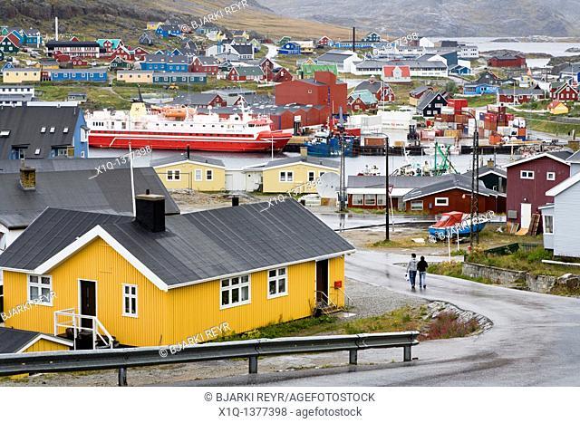 Qaqortoq Julianehåb, South Greenland