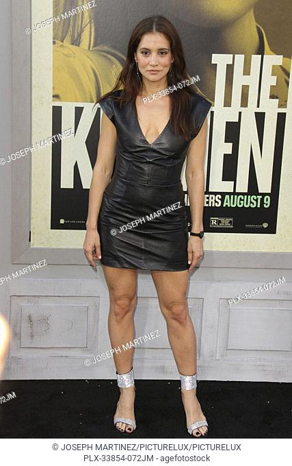 "Barbara Lombardo at Warner Bros. Pictures' """"The Kitchen"""" Premiere held at the TCL Chinese Theatre, Los Angeles, CA, August 5, 2019"