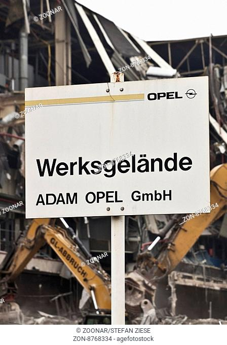 adam opel stock photos and images | age fotostock
