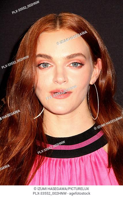 """Madeline Brewer 03/18/2017 PaleyFest 2018 """"""""The Handmaid's Tale"""""""" held at The Dolby Theatre in Hollywood, CA Photo by Izumi Hasegawa / HNW / PictureLux"""